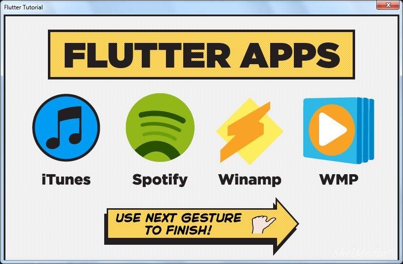 Flutter скачать бесплатно программу