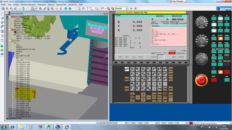 Swansoft cnc simulator скачать торрент