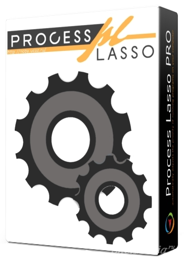 Process Lasso Pro 8.0.2.0 Final RePack/Portable - диспетчер задач и процессов