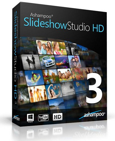 Ashampoo Slideshow Studio HD 4.0.8.9 RePack - создание слайд-шоу