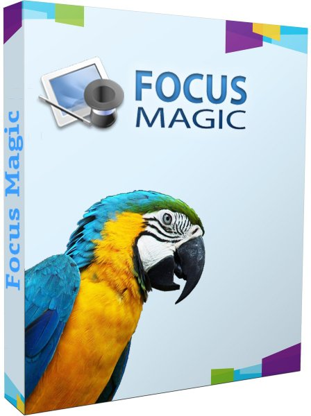 Focus Magic 4.02a Portable - автоматическая фокусировки изображений