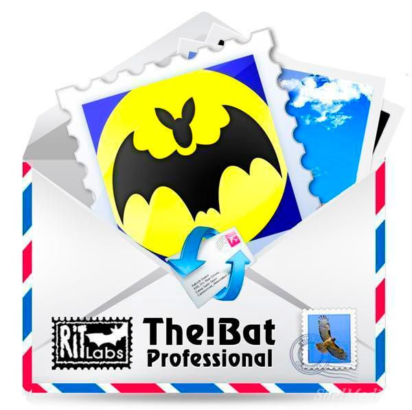 The Bat! Professional 7.1.18 RePack/portable - почтовая программа