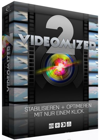 Videomizer 2.0.16.504 Portable - оптимизация видео файлов