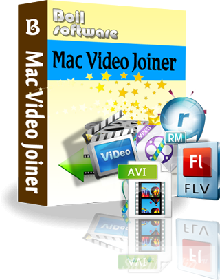 Boilsoft Video Joiner 8.01.1 RePack/Portable - склеивание видео