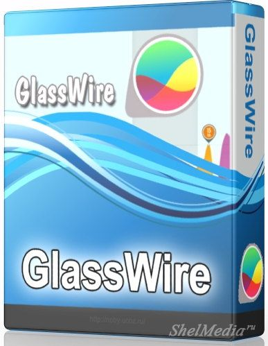 GlassWire Elite 1.2.74 Final- фаервол