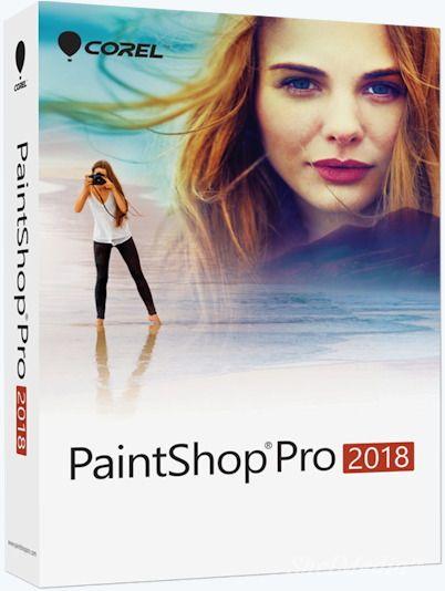 Corel PaintShop Pro 2018 (X10) 20.0.0.132 RePack - обработка цифровых фотографий