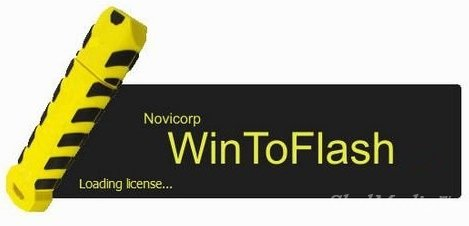 Novicorp WinToFlash Professional  RePack/Portable - запись Windows на флешку