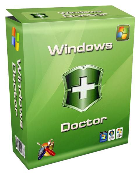 Windows Doctor 3.0.0.0 RePack - программа чистки и оптимизации компьютера