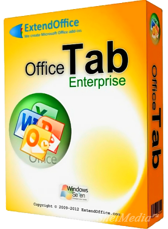 Office Tab Enterprise 10.50 - вкладки для Microsoft Office