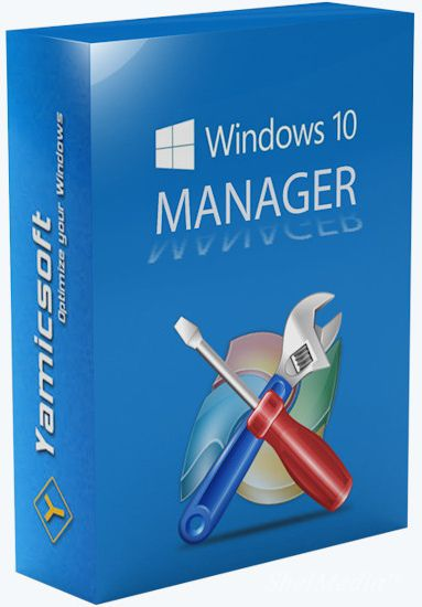 Windows 10 Manager 1.1.2 Final RePack/Portable - оптимизатор Windows 10