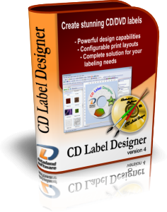 Dataland CD Label Designer 6.0.673 - создание обложек для дисков