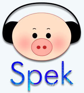 Spek 0.8.2 Portable - анализ спектра MP3, Lossless, Lossy