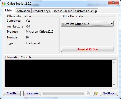 microsoft office tool kit