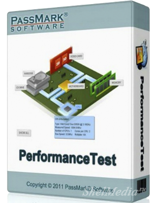 PassMark PerformanceTest 9.0 Build 1028 RePack/Portable - тестирование компьютера